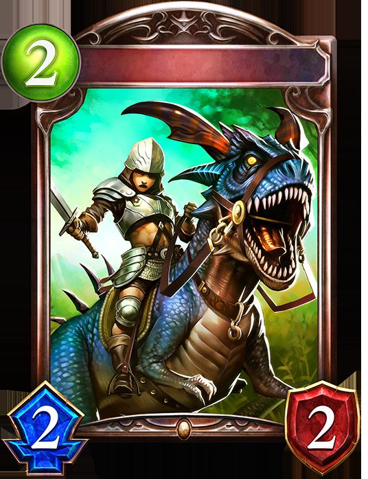 Unevolved Dragonrider
