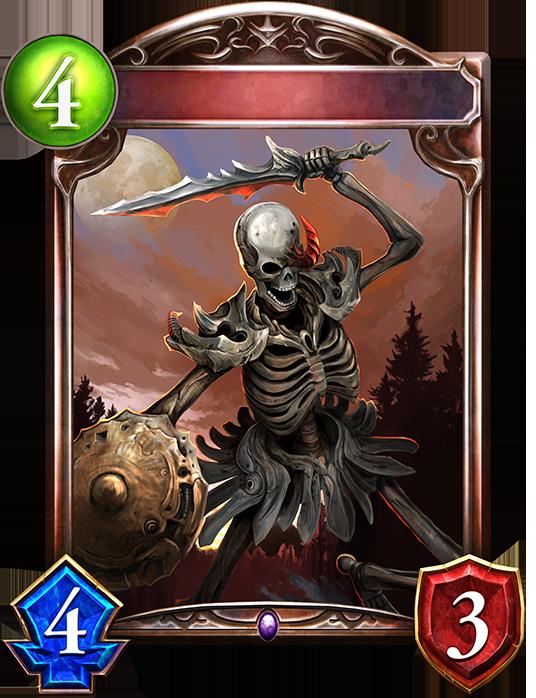 Unevolved Elder Spartoi Soldier
