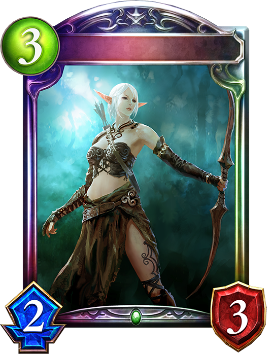 Unevolved Ancient Elf