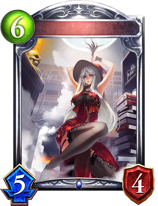 Unevolved Witchcrafter Magisa