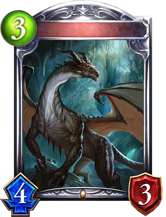 Unevolved Imprisoned Dragon