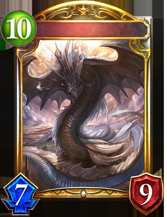 Unevolved Genesis Dragon