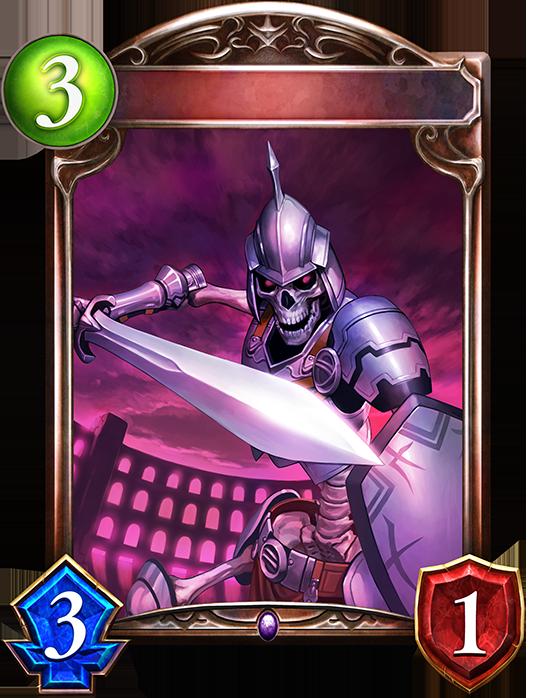 Unevolved Skeleton Knight