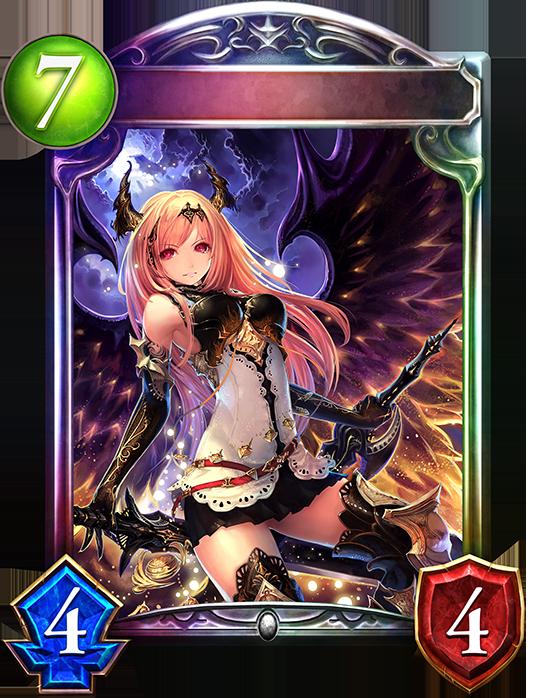 Unevolved Dark Angel Olivia