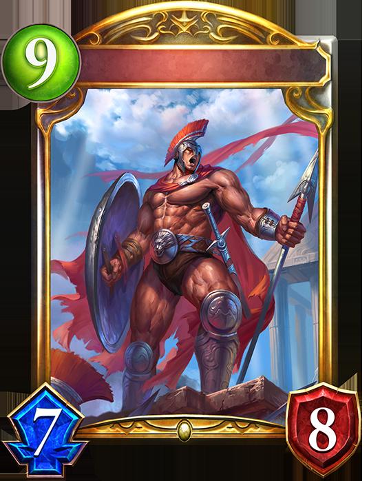 Unevolved Leonidas
