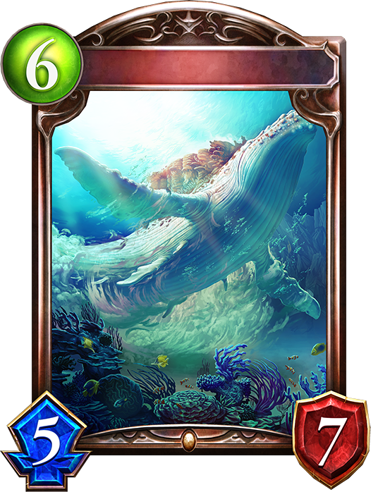 Unevolved Island Whale