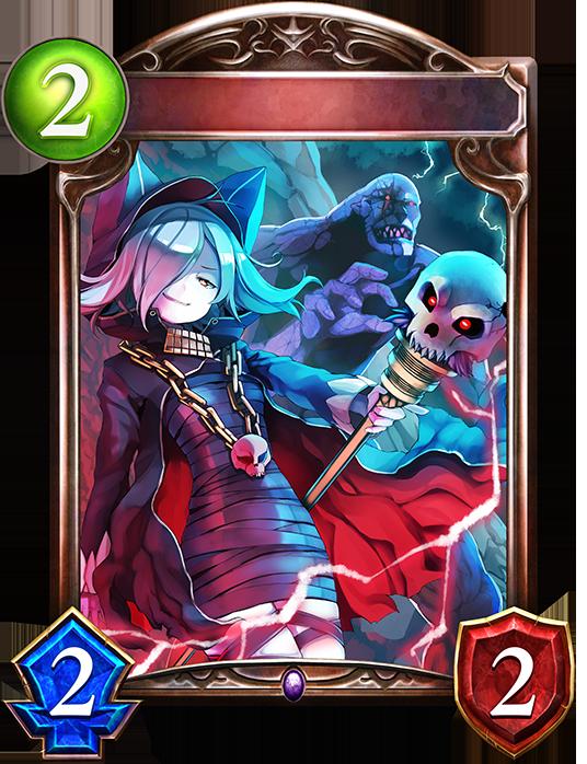 Unevolved Dark Conjurer