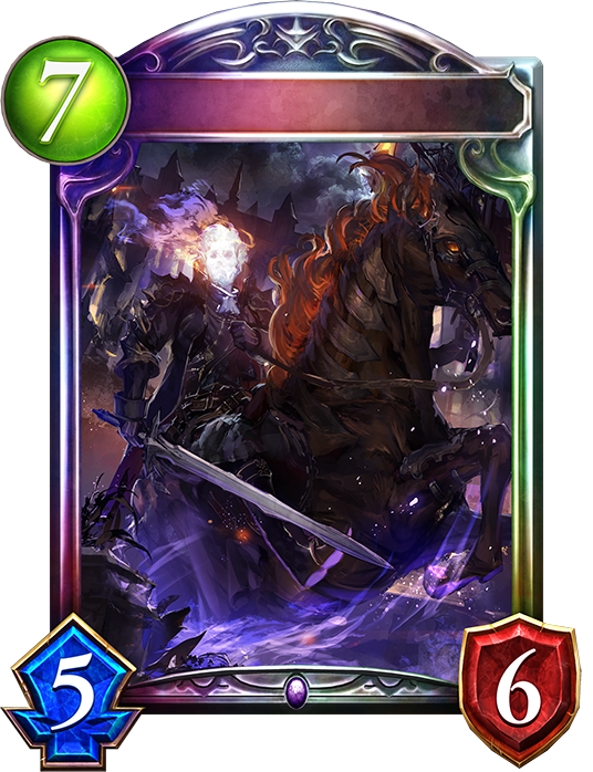 Unevolved Demonlord Eachtar