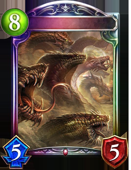 Unevolved Maelstrom Serpent