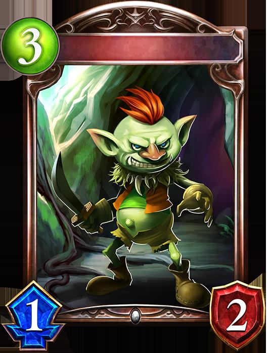 Unevolved Goblin Leader