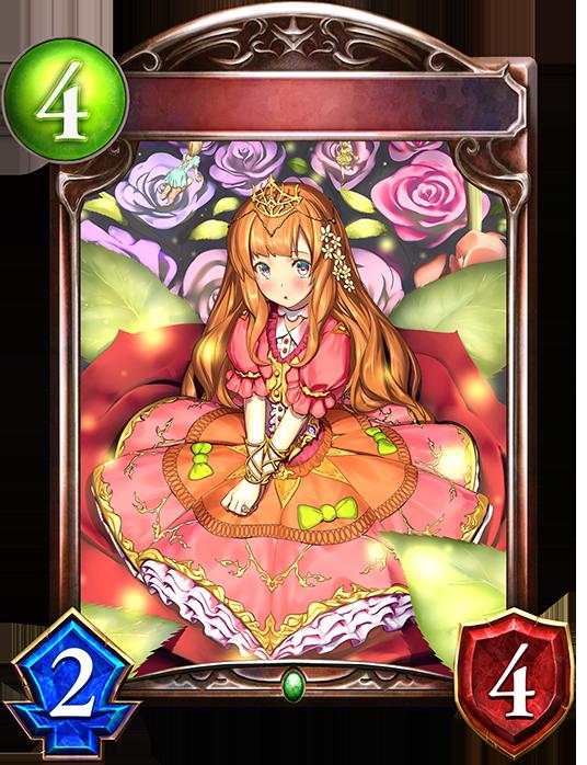 Unevolved Flower Princess