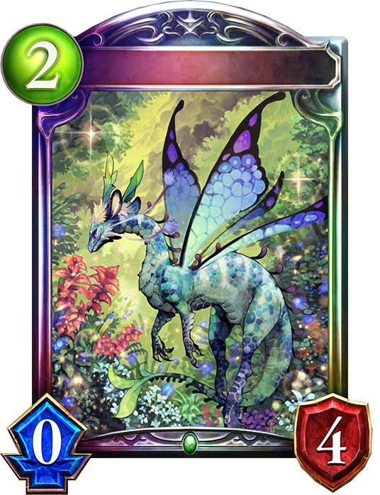 Unevolved Fairy Dragon