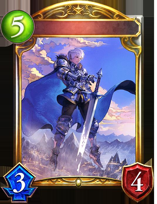 Unevolved White Ridge Swordsman