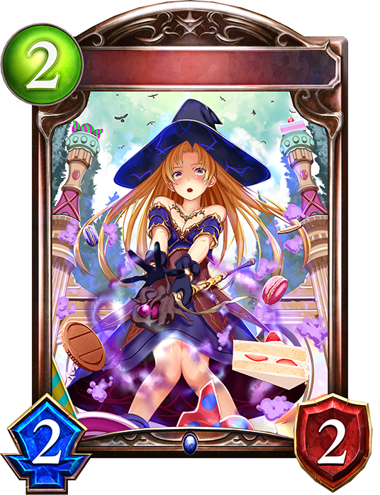 Unevolved Witch of Sweets