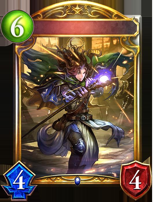 Master Mage Levi