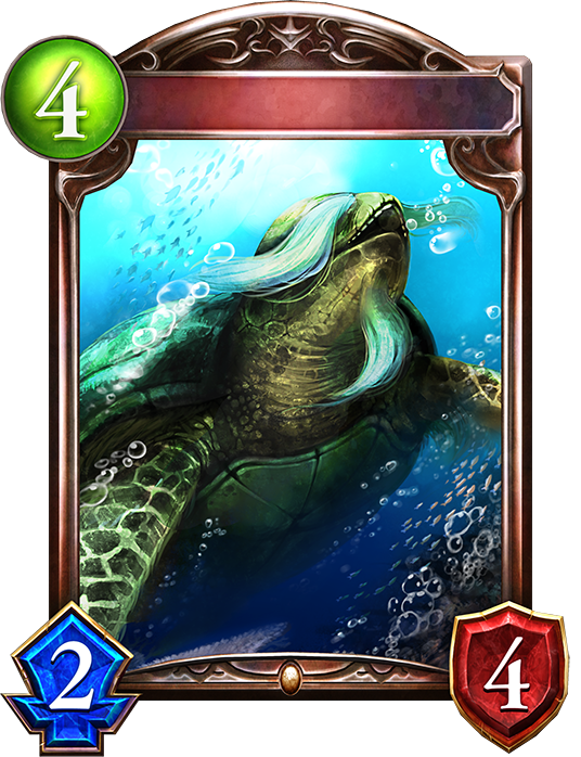 Unevolved Elder Tortoise