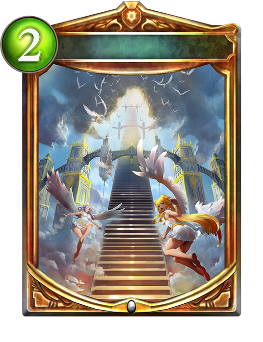 Unevolved Staircase to Paradise