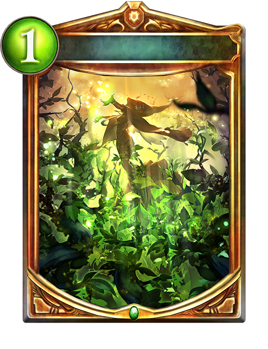 Unevolved Spring-Green Protection