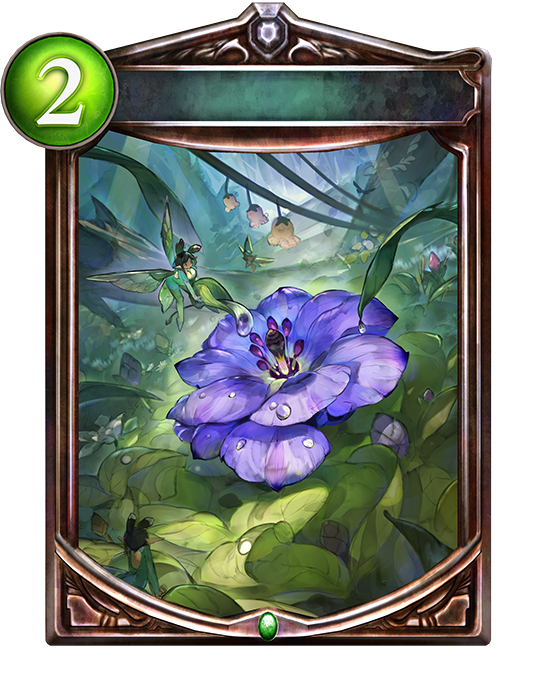 Unevolved Flower of Fairies