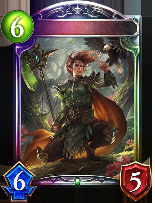 Unevolved Greenglen Axeman