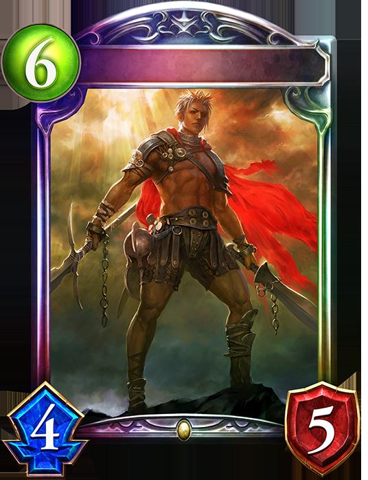 Unevolved Spartacus