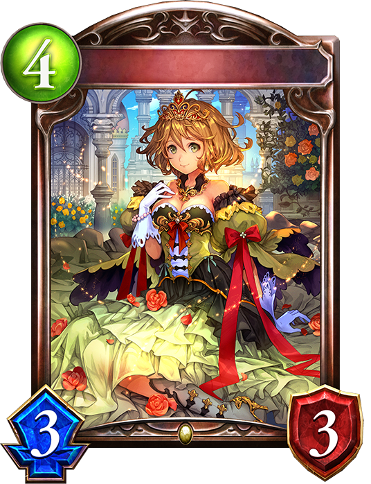 Unevolved Princess Teena