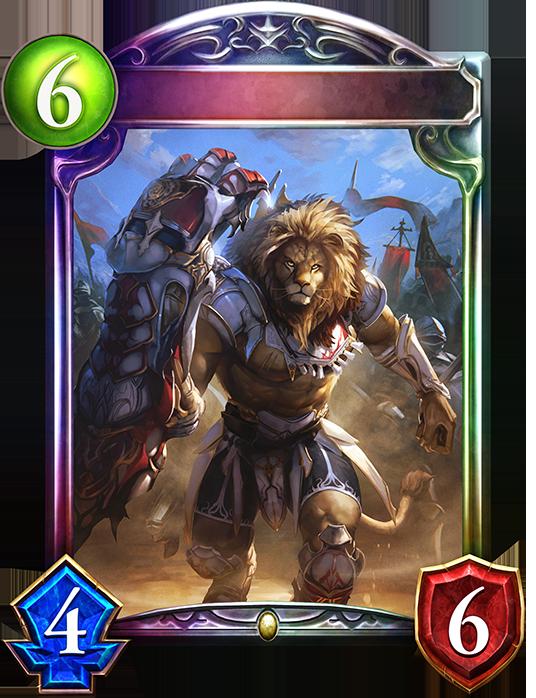 Unevolved Ironfist Beast Warrior