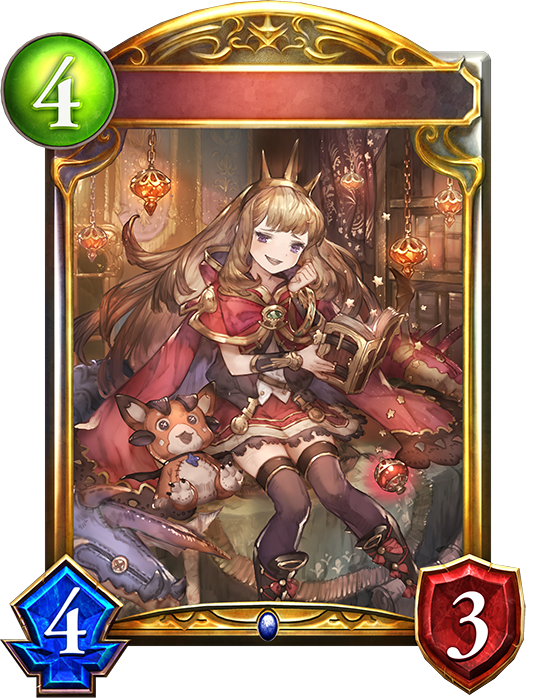 Unevolved Cagliostro, Adorable Genius