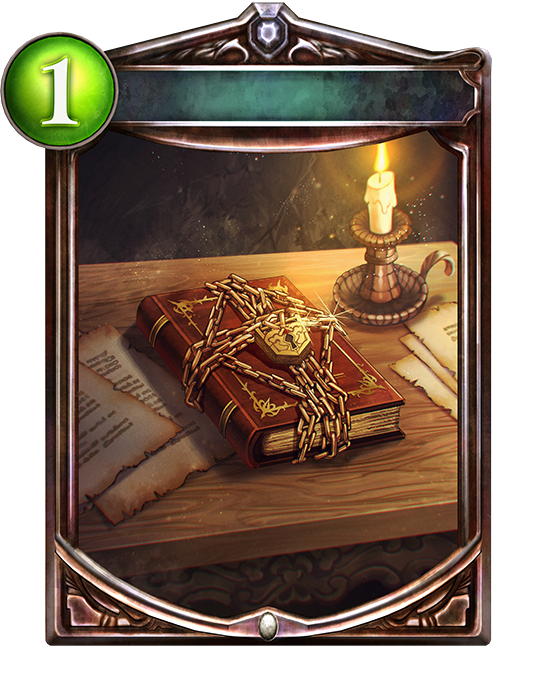 Unevolved Sealed Tome