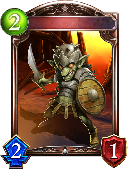 Unevolved Goblin Fighter