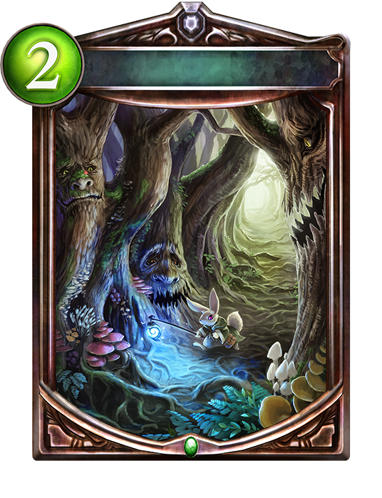 Unevolved Whispering Woods