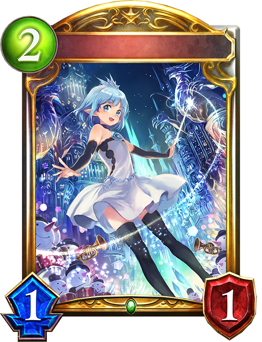 Unevolved Lily, Crystalian Conductor