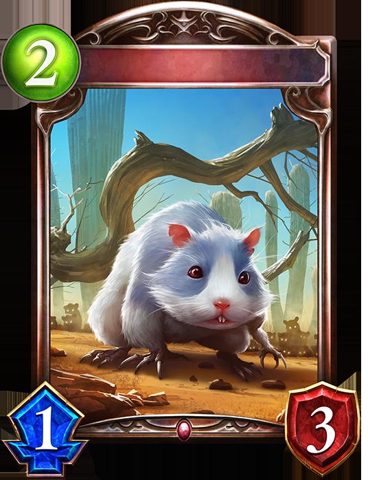 Unevolved Bloodthirsty Hamster
