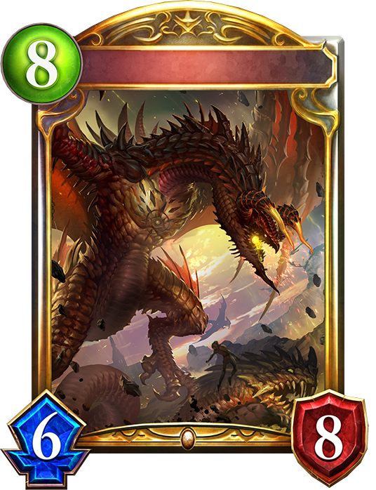 Unevolved Wildflame Dragon
