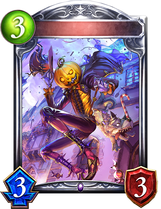 Unevolved Chris Pumpkinhead