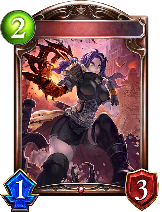 Unevolved Devil Raider