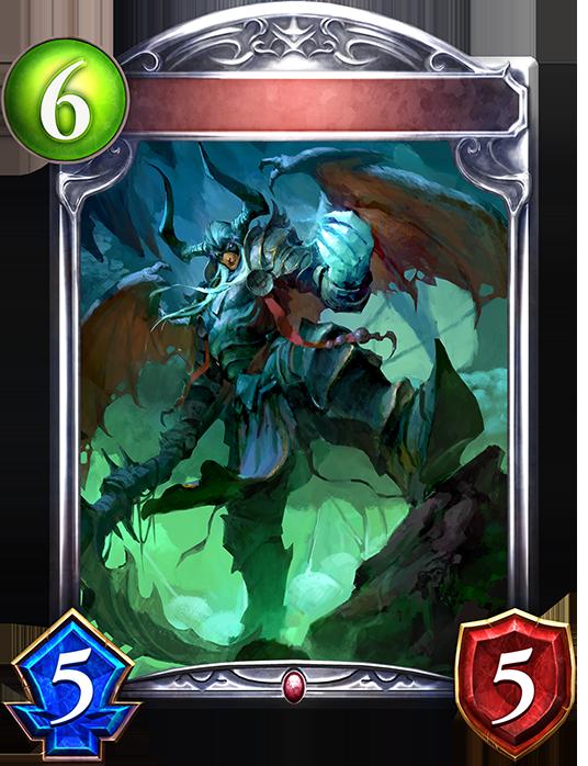 Unevolved Pactbound Demon