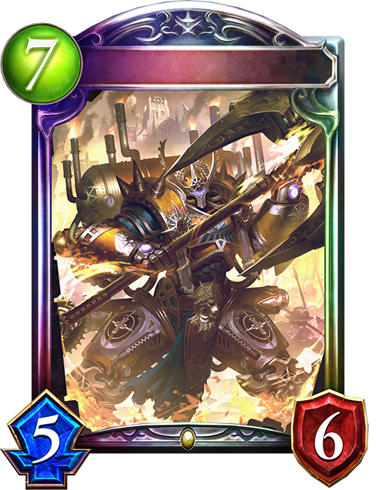 Unevolved Johann, Ironforged Hero
