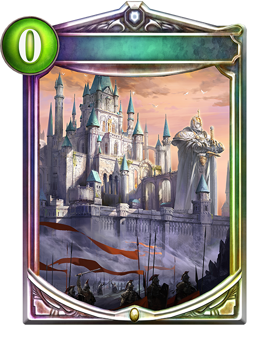 Unevolved Everlasting Castle