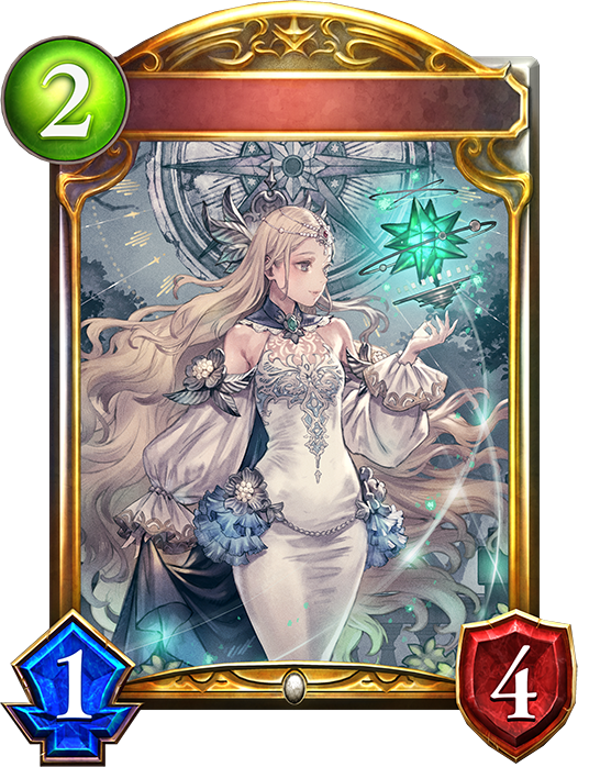 Unevolved Laelia, Saint of Peace