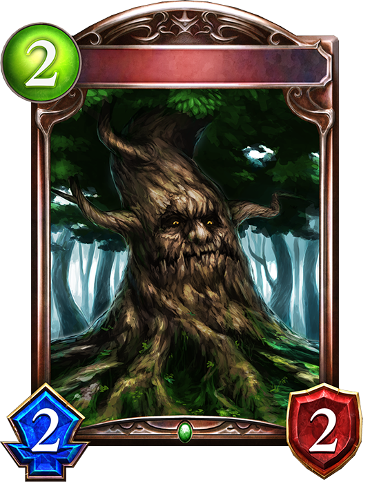Unevolved Ghastly Treant
