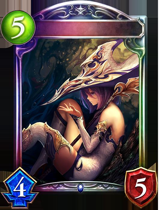 Unevolved Medea, Ritual Sorceress
