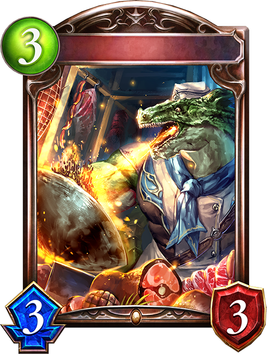 Unevolved Dragon Chef