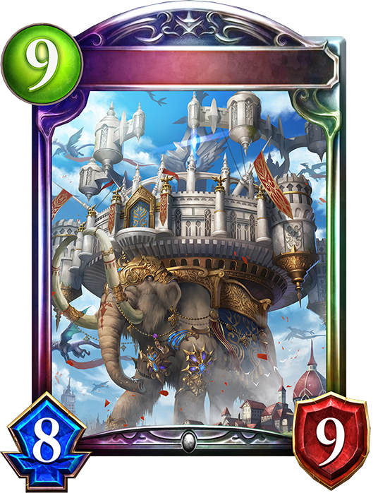 Unevolved Mammoth God's Colosseum