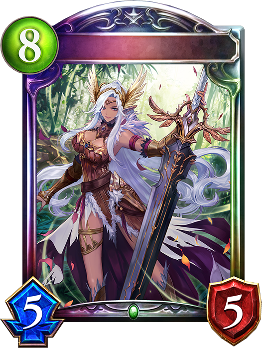 Unevolved Lymaga, Forest Champion