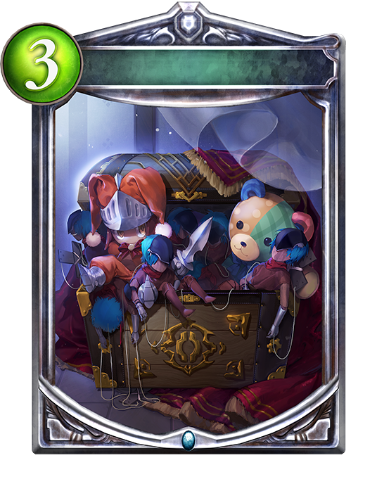 Unevolved Box of Puppets