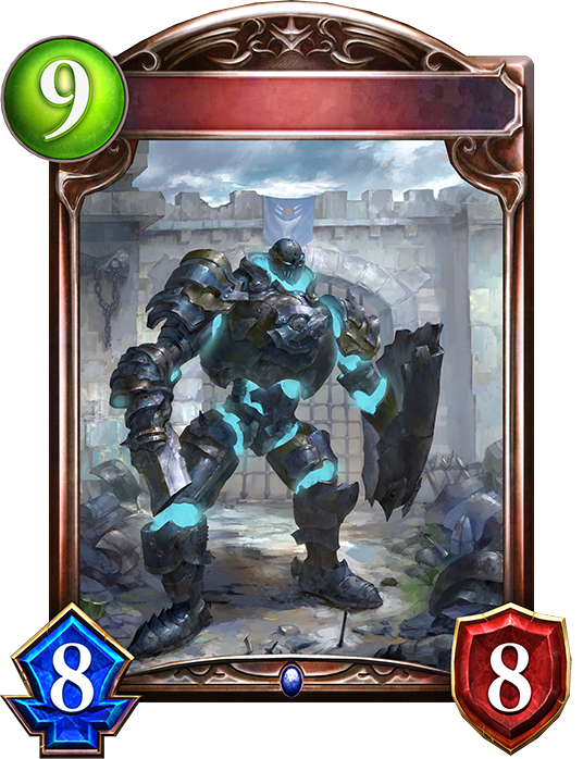 Unevolved Aethereal Golem