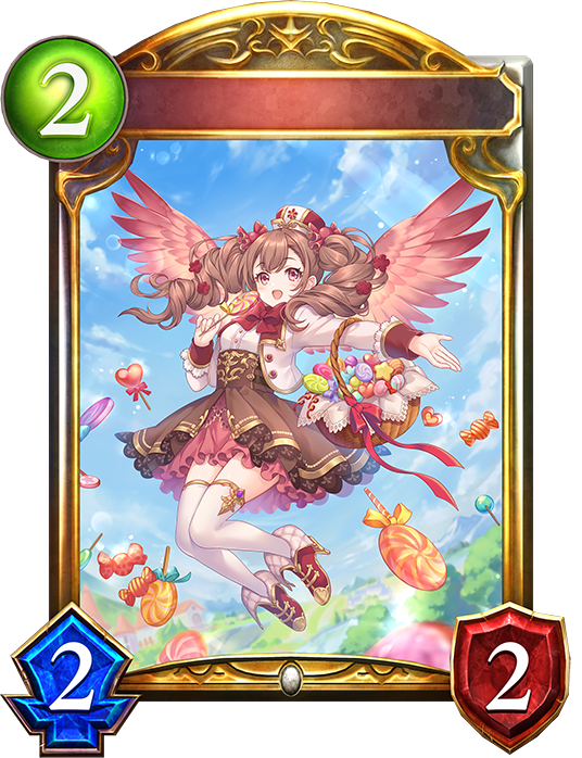 Unevolved Sweetwing Seraph