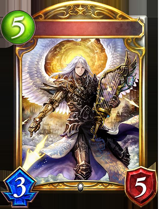 Unevolved Archangel of Evocation
