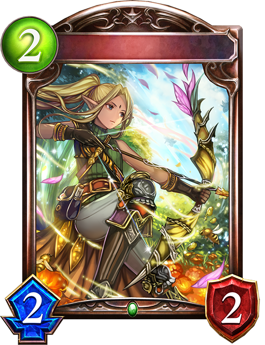 Unevolved Blossoming Archer